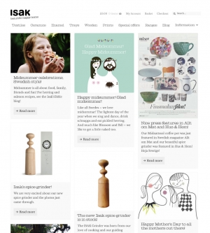 Isak blog archive